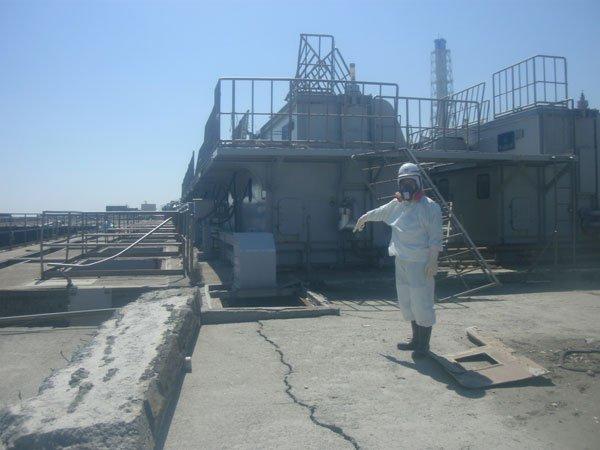 Lần đầu di dời nhiên liệu hạt nhân tại Fukushima