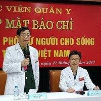 Lần đầu tiên ghép phổi thành công ở Việt Nam