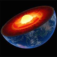 Lần đầu tiên, ta có bằng chứng khẳng định lõi trong của Trái đất tồn tại ở thể rắn
