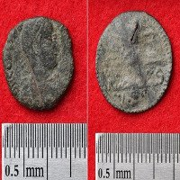 Lần đầu tiên tìm thấy đồng xu La Mã cổ đại ở Nhật Bản