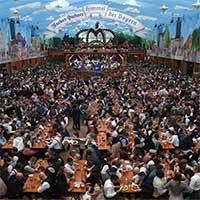 Lễ hội bia Đức thải khí nhà kính gấp 10 lần thành phố Boston