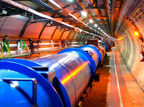 """LHC tiến gần đến """"những hạt của Chúa"""""""