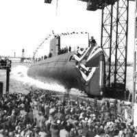 Lịch sử hình thành tàu ngầm hạt nhân