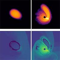 """Lỗ đen vũ trụ có thể làm sống lại những ngôi sao """"zombie"""""""