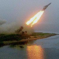 Lộ diện tên lửa