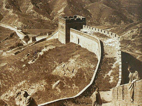 Lộ thêm tàn tích Vạn Lý Trường Thành sau 2000 năm