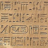 Loại chữ bí truyền chưa được giải mã của thầy tu Ai Cập cổ