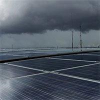 Loại pin mặt trời có thể tạo ra điện năng ngay cả khi trời nhiều mây hay có mưa