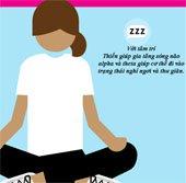 Lợi ích của thiền với cơ thể