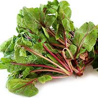 Lợi ích sức khỏe từ rau bina đỏ