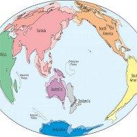 Lục địa ngầm dưới Thái Bình Dương nối Australia và Nam Cực