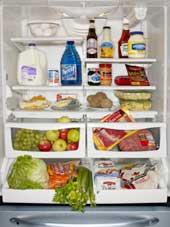 Lưu ý khi bảo quản thức ăn trong tủ lạnh