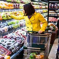 Lưu ý khi mua sắm thực phẩm ngày Tết