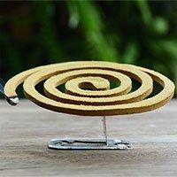 Lý do hương đuổi muỗi có hình xoắn ốc, bạn sẽ không ngờ...