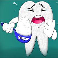 Lý do răng sâu đau nhức khi ăn đường