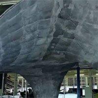 Mái nhà bê tông tạo ra điện từ ánh sáng Mặt Trời