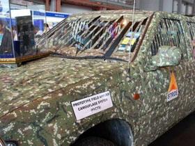 Malaysia phát triển sơn công nghệ mới cho quân đội