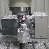 Mãn nhãn với khả năng tạo hình kim loại siêu nhanh của những cỗ máy CNC tân tiến