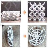 Mạng kim loại lỏng đầu tiên được chế tạo thành công, tương lai