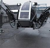 Mantis – robot người lái 2 tấn