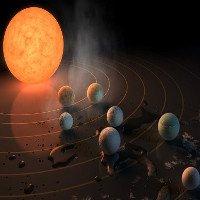 Mất bao lâu để đi đến 7 hành tinh có thể có sự sống - Trappist-1 mới được phát hiện?