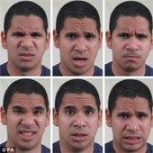 Mặt người có thể biểu cảm tới 21 sắc thái