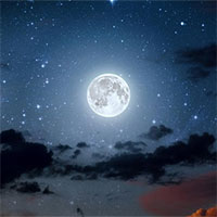 Mặt trăng có tác động kỳ lạ đối với Trái đất