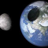 Mặt Trăng sẽ va chạm với Trái Đất sau 65 tỷ năm nữa