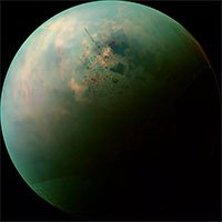 Mặt trăng Titan tồn tại