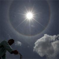 Mặt trời lên thiên đỉnh là gì?