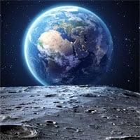 Mẫu đấtlấy từ Mặt trăngcó thể hé lộ nguồn gốc của Trái đất