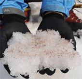Màu sắc băng Bắc Cực gắn liền với biến đổi khí hậu