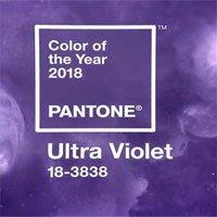Màu sắc của năm 2018 - thế giới nhuộm màu