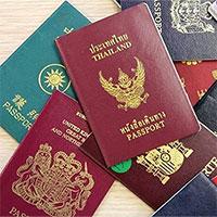 Màu sắc nói lên điều gì về cuốn hộ chiếu của bạn?