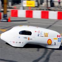 Mẫu xe có thể chạy xuyên nước Mỹ với 3,7 lít xăng