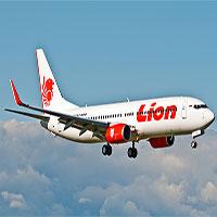Máy bay chở 189 người rơi xuống biển ở Indonesia