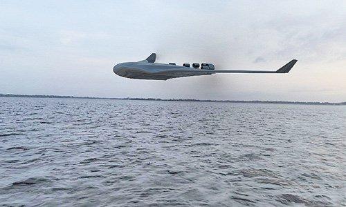 Máy bay chở khách sẽ cất hạ cánh trên biển trong tương lai