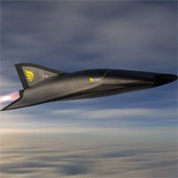 Máy bay siêu thanh không người lái tốc độ lên tới 6.174km/h