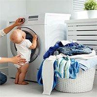 Máy giặt có thể chứa vi khuẩn kháng thuốc