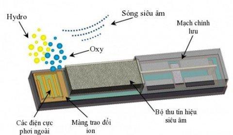 Máy tạo oxy siêu nhỏ giúp tăng hiệu quả chữa trị ung thư kỵ khí