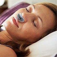 Máy thở mini khắc phục chứng ngủ ngáy
