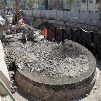 Mexico khai quật đền thờ thần gió dưới móng siêu thị