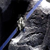 Mồ chôn tàu thăm dò 1,5 tỷ USD trên sao chổi