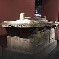 Mộ cổ cháu gái Hoàng hậu Trung Hoa và bí ẩn 4 chữ