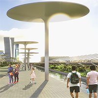 Mô hình đô thị tự túc 100% thực phẩm, năng lượng