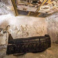 Mở nắp quan tài chứa xác ướp 4.000 năm tuổi: Lo sợ lời nguyền cổ sẽ linh nghiệm?
