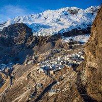 Mỏ vàng khổng lồ ở nơi cao nhất thế giới  Facebook