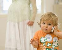 Mobile có thể ảnh hưởng tới trẻ