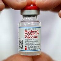 Moderna phát triển vắc xin
