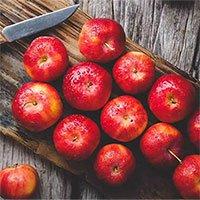 Mỗi quả táo chứa tới 100 triệu vi khuẩn có lợi đối với sức khỏe